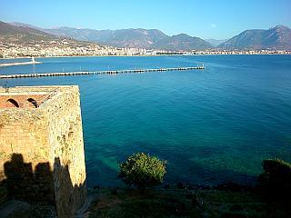 Bucht von Alanya