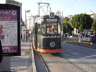 Straßenbahn Antalya
